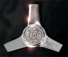 3 Bar Solid Spinner  by Radir Wheels