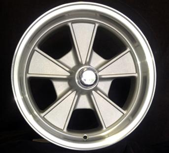 How To Polish Aluminum Wheels >> Radir Wheels - Custom Wheels - 12 Spoke Spindle Mount Wheels - Tri-Ribb Custom Wheels